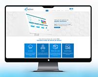Página web de net2rent, Software PMS de gestión.