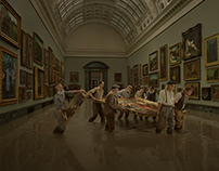 The Flooding Of The Tate with Julia Fullerton-Batten
