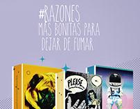 #RAZONES