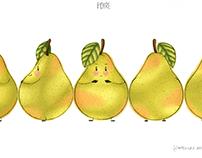 Poire / Pear