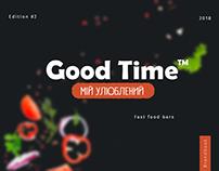 GoodTime Brandbook, Corporate Identity & Branding, Logo