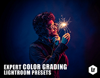 Expert Color Grading Lightroom Presets