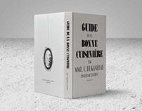 Book Design / Guide de la Bonne Cuisinière
