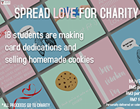 Spread Love For Charity