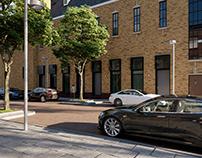 Project: Breitnerstraat
