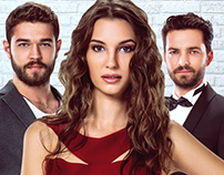 Tatlı İntikam TV Series Poster