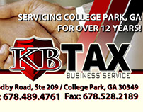 KB Tax & Business Services 2014