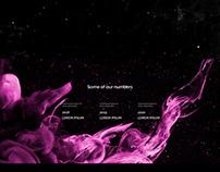 Summer WeBSiTE Web Landing page