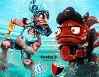 Futbol Argentino 2013 // Argentinean Football 2013