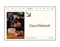 Gucci (2021) — Online Store