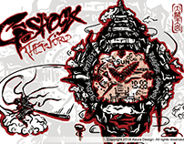 G-Shock Monkey King