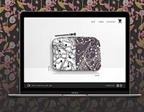 Web Design 2017 · Bag Website