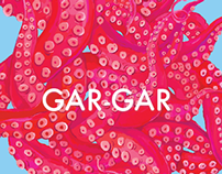 Octopus Print for Gar-Gar Magazine