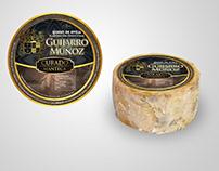 Etiquetado de Quesos Guijarro-Muñoz (Minaya, Albacete)