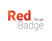 Red badge Google
