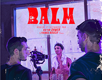 BALM // music video poster