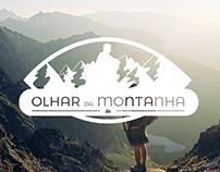Logo para o blog Olhar da Montanha