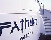 Fathom Identity Design