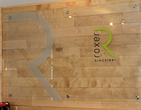Roxer Event & More - Signage Design