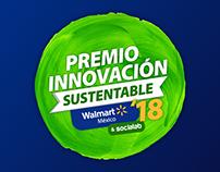 Premio Innovación Sustentable 2018 Walmart México