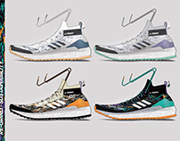 adidas Outdoor Concept - Know your roots