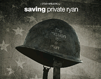 Saving Private Ryan alternative movie poster