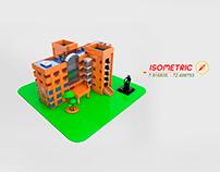 Cúcuta - Isometric 3D locations