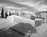 Pantheon for a couple in Malaga