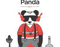 Swaggy Panda
