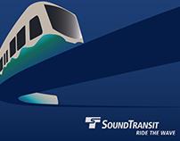 Sound Transit Advertisements