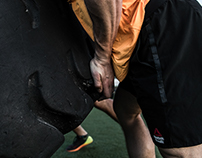 CrossFit Tire Flip