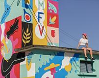 Mural / Fazunchar