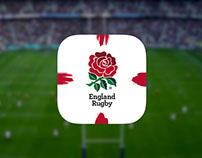 The Official England Rugby App