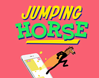 Jumping Horse icons