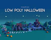 Microsoft Store: Low Poly Halloween