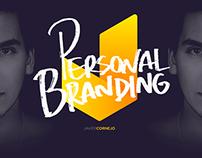 Personal Branding // Javier Cornejo