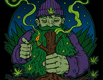 Cannabis Cup - British Columbia Event Poster