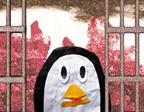 Jorgito el Pinguin se escapa del Zoo. V1