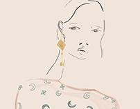 under the moon | Sara Gsilva