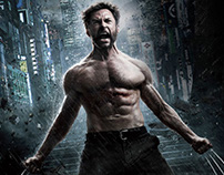 Wolverine - XBox Kinect Experience