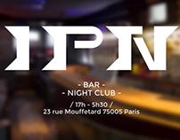 IPN website redesign