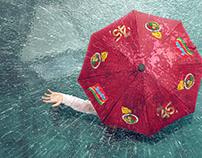 "Indomie ""Hujan"""