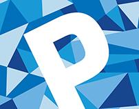 Pollyanna Logo Design
