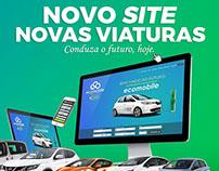 WEBSITE ECOMOBILE Rent-a-Car
