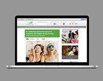 Aesthetics Hub Website