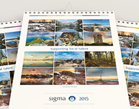 Guernsey + Jersey Calendars for Sigma