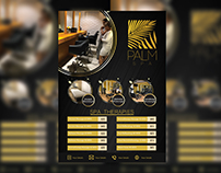 Beauti Parler Free Flyer Ai File Download