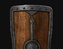 Gladiator's Shield
