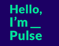 I'm_Pulse | Exhibition App and Concept