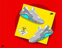 Nike Huarache MAG